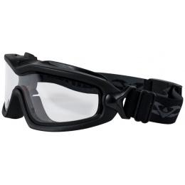 Valken V-TAC Sierra Airsoft TPU Ballistic Goggles - CLEAR