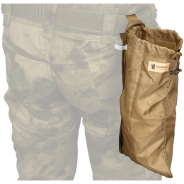 Code11 Cordura Polyester Pull Out Dump Pouch - COYOTE