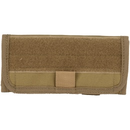 Code11 Cordura Polyester Forward Opening Admin Pouch - COYOTE