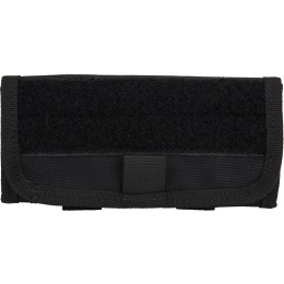 Code11 Cordura Polyester Forward Opening Admin Pouch - BLACK