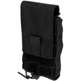 Code11 Tactical Cordura Miscellaneous Universal Pouch - BLACK