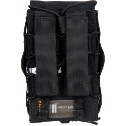 Code11 Tactical Cordura Miscellaneous Universal Pouch - BLACK