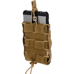 Code11 Tactical Cordura Miscellaneous Universal Pouch - COYOTE