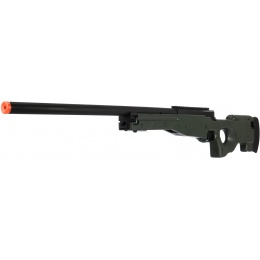 UK Arms L96 Spring Bolt Action Airsoft Sniper Rifle - OD GREEN