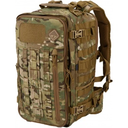 Hazard 4 Front and Rear Slim Organizer Officer Pack - MULTICAM
