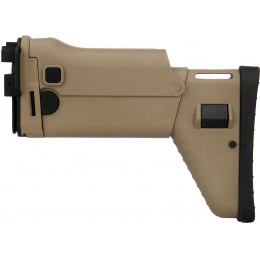 DBoys M4-TDW / MK16 Replacement Tactical Rear Stock - TAN