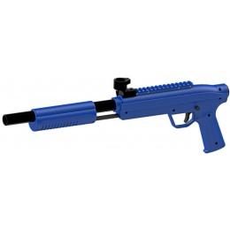 Valken GOTCHA Paintball Pump Spring Shotgun Marker - BLUE