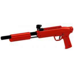 Valken GOTCHA Paintball Pump Spring Shotgun Marker - RED