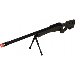 UK Arms Bolt Spring Airsoft Sniper Rifle w/ Folding Stock - OLIVE DRAB
