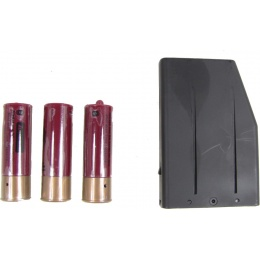 Golden Eagle GR-8870  Shotgun Gas Reservoir Magazine Set