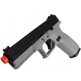 KJW KP-13 Meta Gas Blowback Airsoft Pistol - Urban Grey