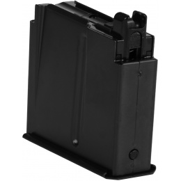 ASG 15 Round Metal Green Gas Airsoft M40A5 Sniper Magazine - BLACK