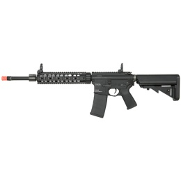 KWA RM4 SR10 AEG Airsoft Rifle w/ 2GX 9mm Gearbox  - BLACK