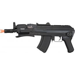 Lancer Tactical Metal AK47 Assault AEG Airsoft Rifle - SILVER
