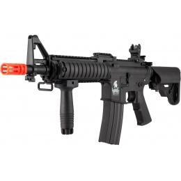 Lancer Tactical MK18 Nylon Polymer MOD 0 AEG Airsoft Rifle - BLACK