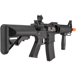 Lancer Tactical MK18 Polymer Low FPS MOD 0 AEG Airsoft Rifle - BLACK