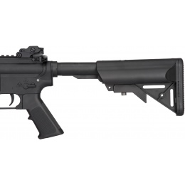 Lancer Tactical M4 Low FPS Gen 2 EVO AEG Airsoft Rifle - BLACK