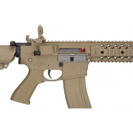 Lancer Tactical M4 Gen 2 EVO AEG Airsoft Rifle - TAN