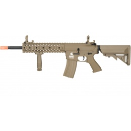 Lancer Tactical M4 Low FPS Gen 2 EVO AEG Airsoft Rifle - TAN
