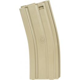 Elite Force 140rd M4 Mid Capacity Airsoft AEG Magazine - TAN