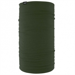 ZAN Headgear Fleece Lined Motley Tube - OLIVE DRAB
