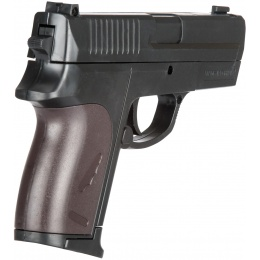 UK Arms P618 Spring-Loaded Airsoft Pistol - BLACK