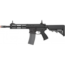 G&G CM16 Combat Machine Raider 2.0 Airsoft M4 AEG Rifle - BLACK