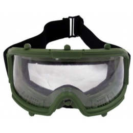 Airsoft Full Seal Tactical Goggles - OLIVE DRAB GREEN