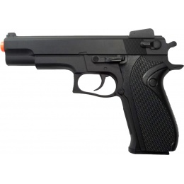 HFC Spring Standard Airsoft M9 Replica Pistol - BLACK