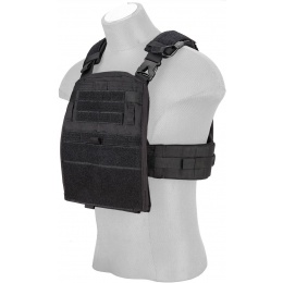 Crye Precision Licensed AVS Adaptive Vest System Plate Carrier - BLACK