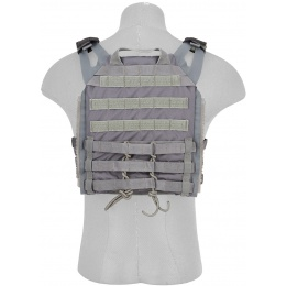 Crye Precision Licensed JPC 2.0 Plate Carrier - URBAN GRAY