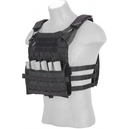 Crye Precision Licensed JPC 2.0 Plate Carrier - BLACK