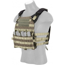 Crye Precision Licensed JPC 2.0 Plate Carrier - RANGER GREEN