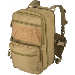 Lancer Tactical 1000D Nylon QD Chest Rig and Backpack Combo - TAN