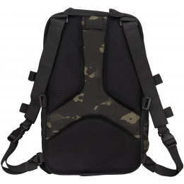 Lancer Tactical 1000D Nylon QD Chest Rig and Backpack Combo - BLACK CAMO