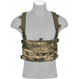 Lancer Tactical 1000D Nylon QD Chest Rig and Backpack Combo - ATFG
