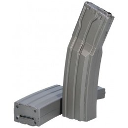 ARES 900rd M4 / M16 High Capacity AEG Airsoft Magazine - GRAY