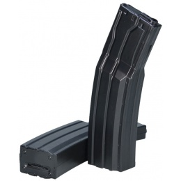ARES 900rd M4 / M16 High Capacity AEG Airsoft Magazine - BLACK