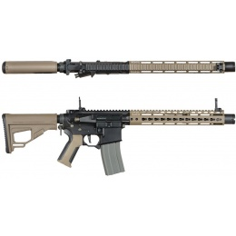 ARES Octarms X M4 KM12 Assault Rifle AEG - DARK EARTH