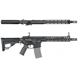 ARES Octarms X M4 KM10 Assault Rifle AEG - BLACK