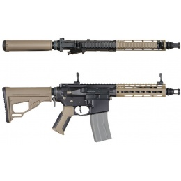 ARES Octarms X M4 KM7 Assault Rifle AEG - DARK EARTH