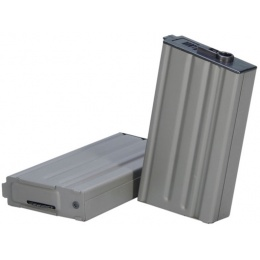 ARES 300rd High Capacity Airsoft Magazine for SR25 AEGs - GRAY