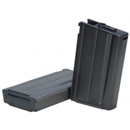 ARES 120rd Mid Capacity Airsoft Magazine for L1A1 AEGs - BLACK