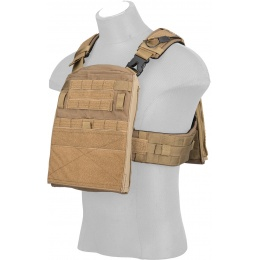 Crye Precision Licensed AVS Adaptive Vest System Plate Carrier - COYOTE