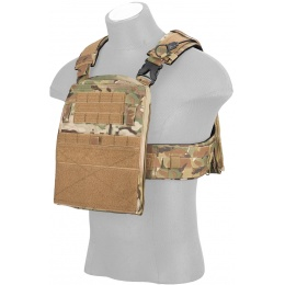 Crye Precision Licensed AVS Adaptive Vest System Plate Carrier - MULTICAM