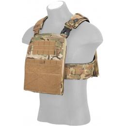 Crye Precision Licensed AVS Adaptive Vest System Plate Carrier - MULTICAM