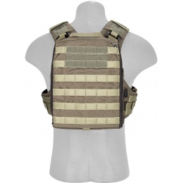 Crye Precision Licensed AVS Adaptive Vest System Plate Carrier - RANGE GREEN