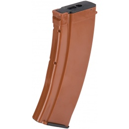 Sentinel Gears 70rd AK74 Low-Cap Airsoft AEG Magazine - FAUX WOOD