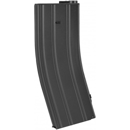 Sentinel Gears 380rd M4 / M16 Flash Airsoft AEG Magazine - BLACK