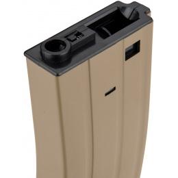 Sentinel Gears 380rd M4 / M16 Flash Airsoft AEG Magazine - TAN